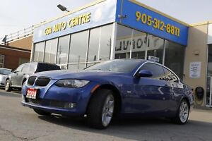 2008 BMW 3-Series 335xi Coupe | NAVIGATION | AWD| HEATED SEATS |