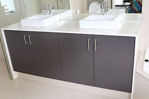 Bathroom cabinets Yowie Bay Sutherland Area Preview