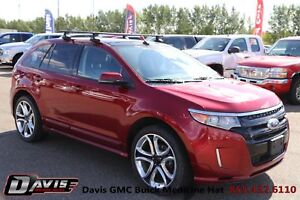 2013 Ford Edge Sport Leather! Remote start! Sunroof!