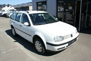 VW Golf Variant 1.9 TDI 4Motion*1.Hand*