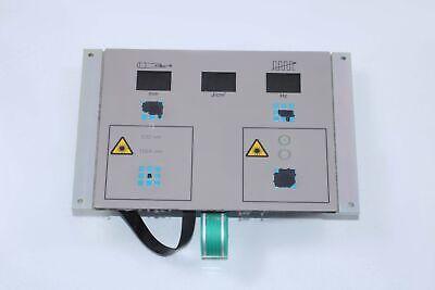 Hoya Conbio Medlite C4 Laser Medlaser Control Panel Pcb Input Display 624-1100