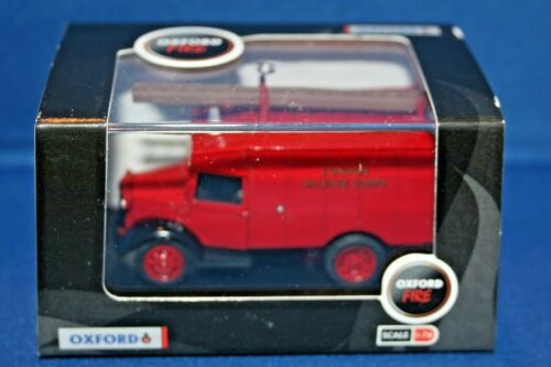 LONDON SALVAGE CORPS AUSTIN ATV FIRE TENDER - 1/76 scale by OXFORD FIRE 76ATV006