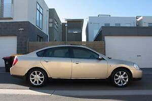 2004 Nissan Maxima Ti J31 Automatic Sedan with 1 Year Rego + RWC Taylors Hill Melton Area Preview