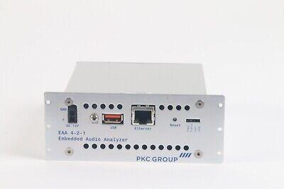 Pkc Group Eaa 4-2-1 Embedded Audio Analyzer
