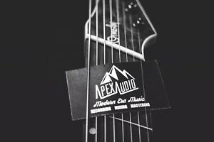 Apex Audio - Recording Mixing Mastering Studio