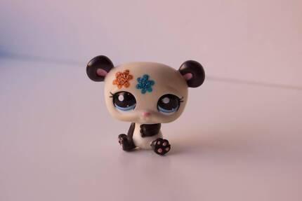 LPS Panda #2225 - Littlest Pet Shop Figure
