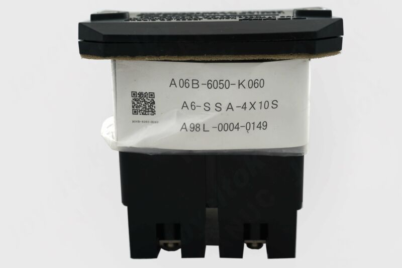 One New For Fanuc A06b-6050-k060 Battery Case Free Shipping