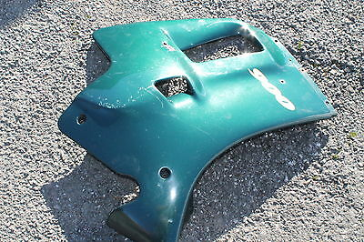 TRIUMPH T309 900 CC TROPHY GREEN MAIN FAIRING SIDE PANEL