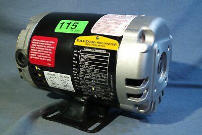 Baldor 34m302x655g1 13 Hp Fryer Oil Pump Motor 115230v 56yzfr 5060hz New