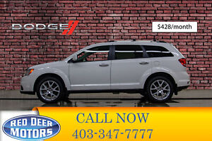 2016 Dodge Journey AWD R/T Leather DVD