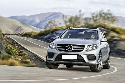Chiptuning Mercedes GLE 63 AMG 558PS auf 660PS/1100NM Vmax offen! W166 410KW