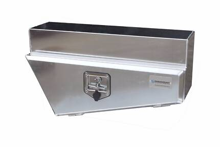 Underbody ute tool box, ute toolboxes tapered, under tray toolbox