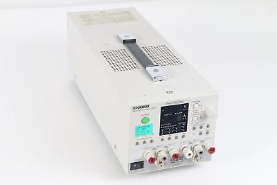 Kikusui Pmp16-1qu 4-channel 06v 0-16v 016v 025v Regulated Dc Power Supply