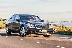 Maybach Maybach 57  COTE D'AZUR BLUE / MINT CONDITION !!