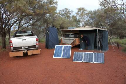 Adventure Off Road Camper. Arkaroola. 2012. Meckering Cunderdin Area Preview