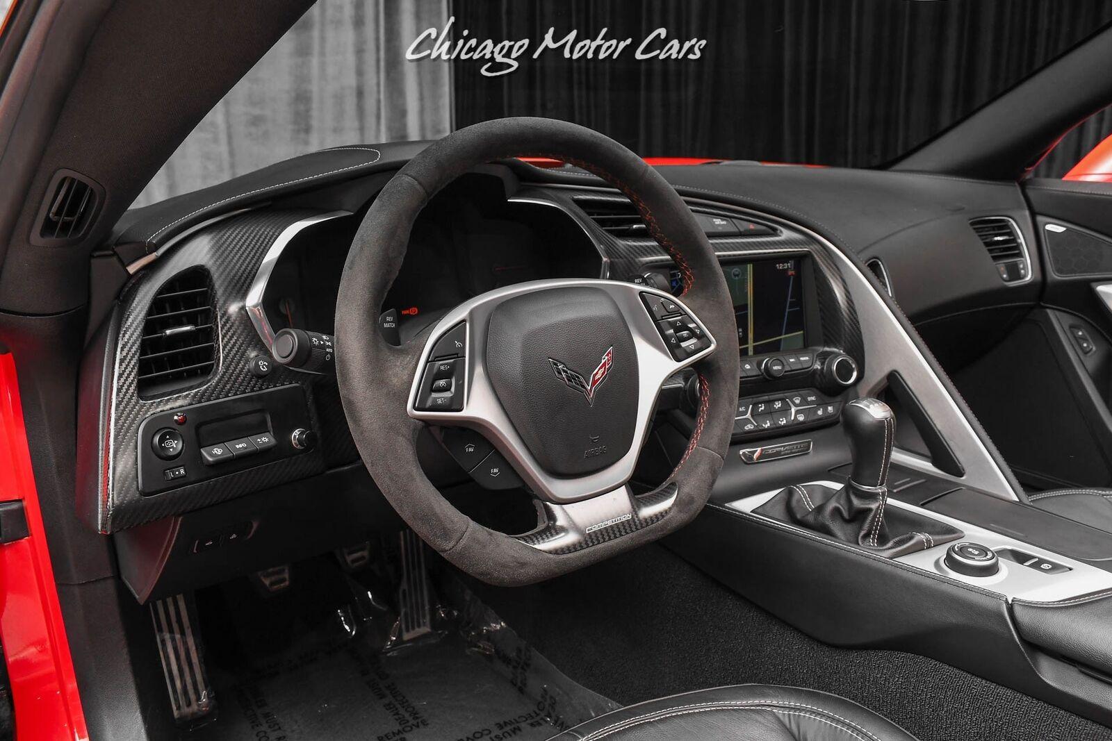 2014 Red Chevrolet Corvette Stingray 2LT | C7 Corvette Photo 8