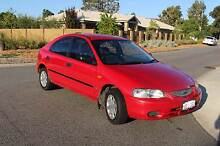 1998 FORD LASER LXI KM Manual Hatchback Bicton Melville Area Preview