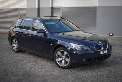 2006 BMW 530i E61 Touring Wagon with 10mths rego and 1y warranty Bronte Eastern Suburbs Preview