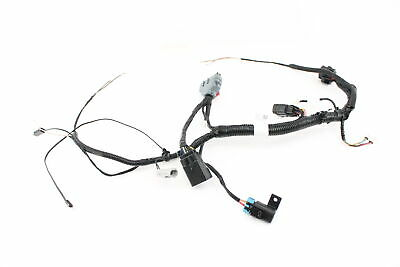 2016 VICTORY CROSS COUNTRY HEADLIGHT WIRING HARNESS LOOM GAUGE CLUSTER DISPLAY