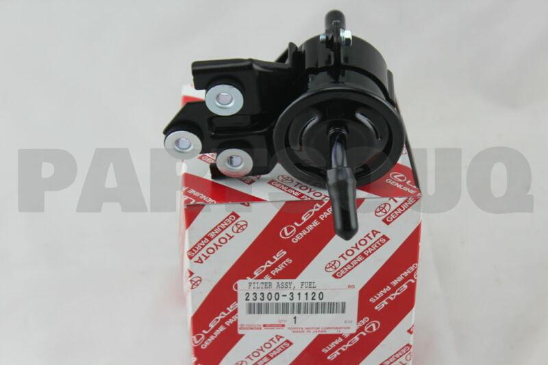 2330031120 Genuine Toyota Filter, Fuel(for Efi) 23300-31120