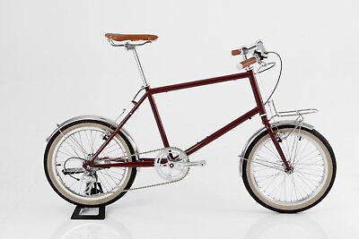 20 Zoll Simon-Bikes Minivelo, Urban Bike, kein Faltrad, Retro,