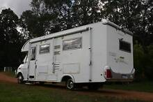 Home Away from Home - 26' of Luxury: Sunliner Euro Spa Motorhome Boyanup Capel Area Preview
