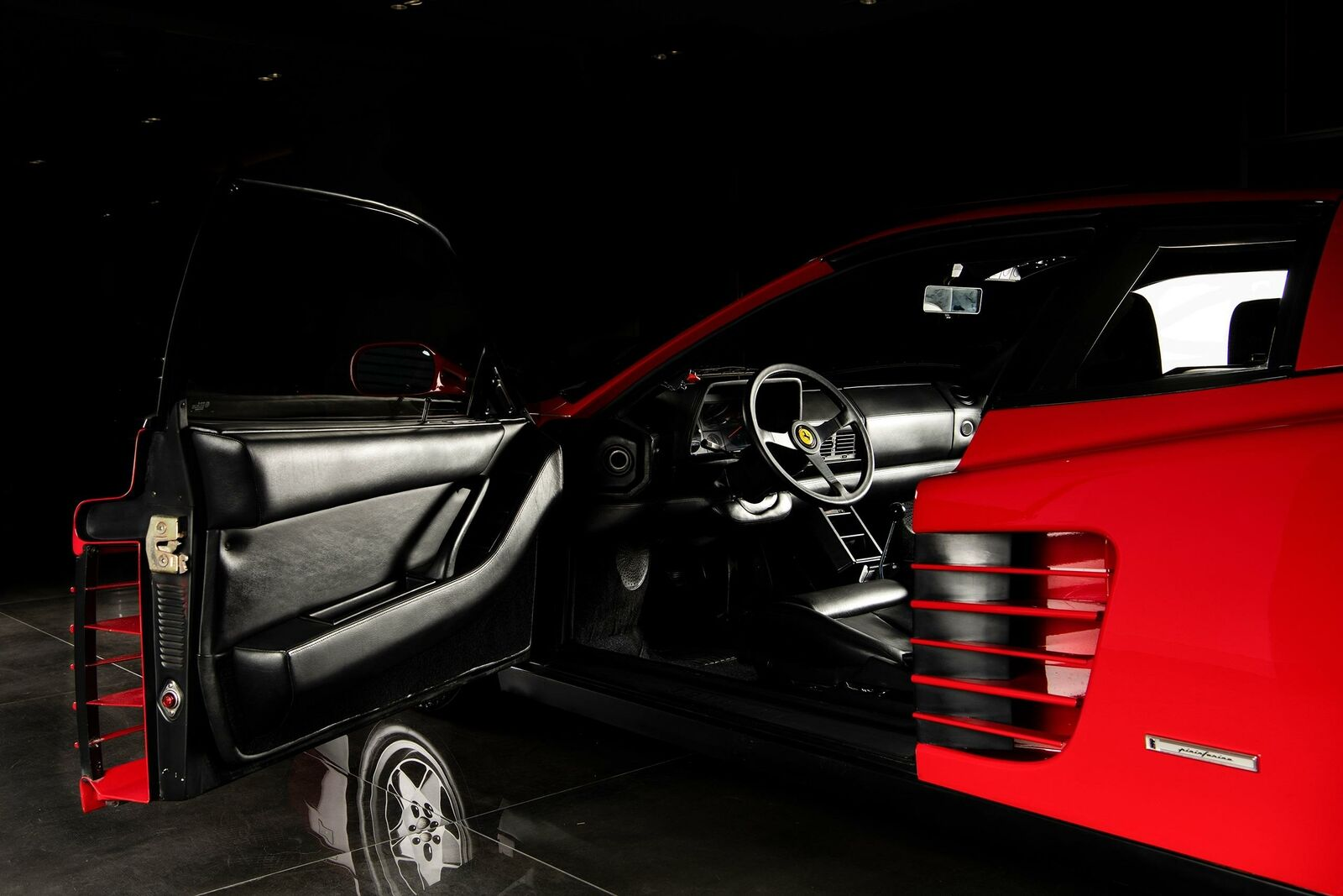 1990 Ferrari Testarossa  with 33303 Miles