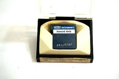 Dupont Instruments Microtome Diamond Knife 2 Deg Angle 44 Deg No 30015727