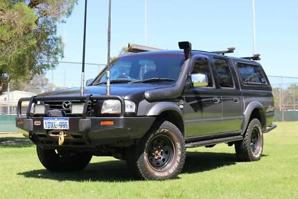 2006 Mazda Bravo Ute Diesel Auto SDX 4X4