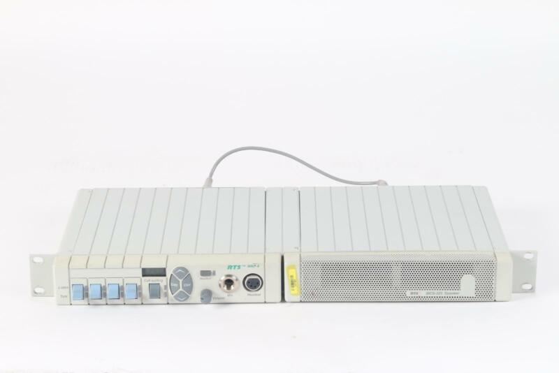 RTS Telex MKP-4 Positon Desktop Keypanel W/ MCS325 Loudspeaker