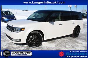 2018 Ford Flex ENSEMBLE DECOR/CUIR/GPS/TOIT