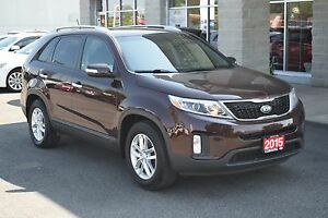 2015 Kia Sorento LX BLUETOOTH | HEATED SEATS | ALLOYS