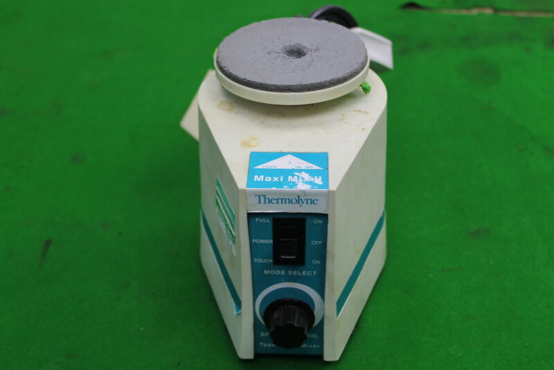 Barnstead Thermolyne Type 37600 Mixer M37610-26 Maxi Mix H Speed Control Lab