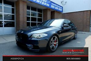 2013 BMW M5 EXECUTIVE ONLY 62286 KMS