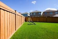 Fence And Deck Spring bookings are open !