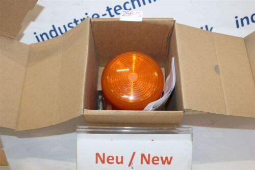 Pfannenberg P400 Flh Signal Light Orange Flashing Light 21343154000