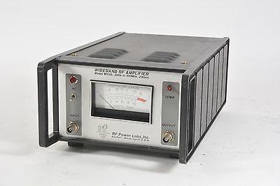 Rf Power Labs Wideband Rf Amplifier Model M102l 30hz To 100mhz 2 Watts