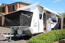 Jayco 17.56.2 HIRE. $120 per night Available for June Holidays Chirnside Park Yarra Ranges Preview