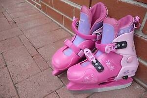 Adjustable youth ice skates (Girls) Barton South Canberra Preview