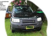 2003 Land Rover Freelander Wagon St Marys Penrith Area Preview