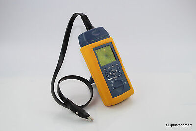 Fluke Networks Dsp 4000 Cable Tester With Dsp-lia101 Permanent Link Adapter