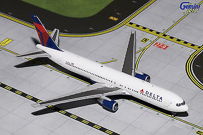 Gemini Jets Delta Air Lines Boeing 767-300 GJDAL1655 1/400 REG# N143DA. New