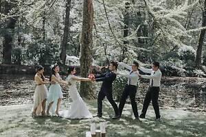 Melbourne Best Wedding Photography Kensington Melbourne City Preview