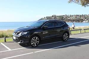 2014 Nissan QASHQAI J11 Ti Wagon 5dr Man 6sp 2.0i [Rel. Jun] Kingston Beach Kingborough Area Preview