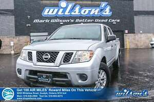 2016 Nissan Frontier SV CREW CAB 4X4 | V6 | POWER GROUP | NEW TI
