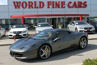 2011 Ferrari 458 Italia | Scuderia Shields | Accident-Free City of Toronto Toronto (GTA) Preview