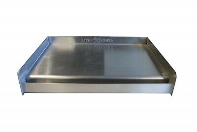 Sq180 Universal Bbq Grill Griddle Stainless Steel Camp Patio Cooking Outdoor