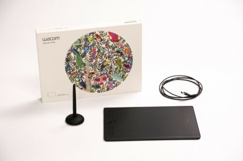 Wacom PTH660 Intuos Pro Graphic Drawing Tablet