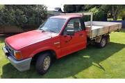 1993 Mazda B2600 4x2 Tray Back Ute Rangeville Toowoomba City Preview