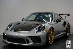 2019 Porsche 911 GT3 RS Coupe